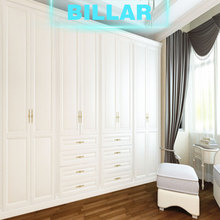 European standard with laminated plywood wardrobe design