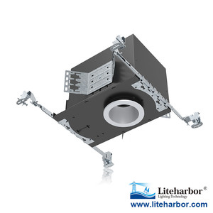 ETL 12w 15w 20w 3.5 Inch Recessed Install COB LED Down Light Housing