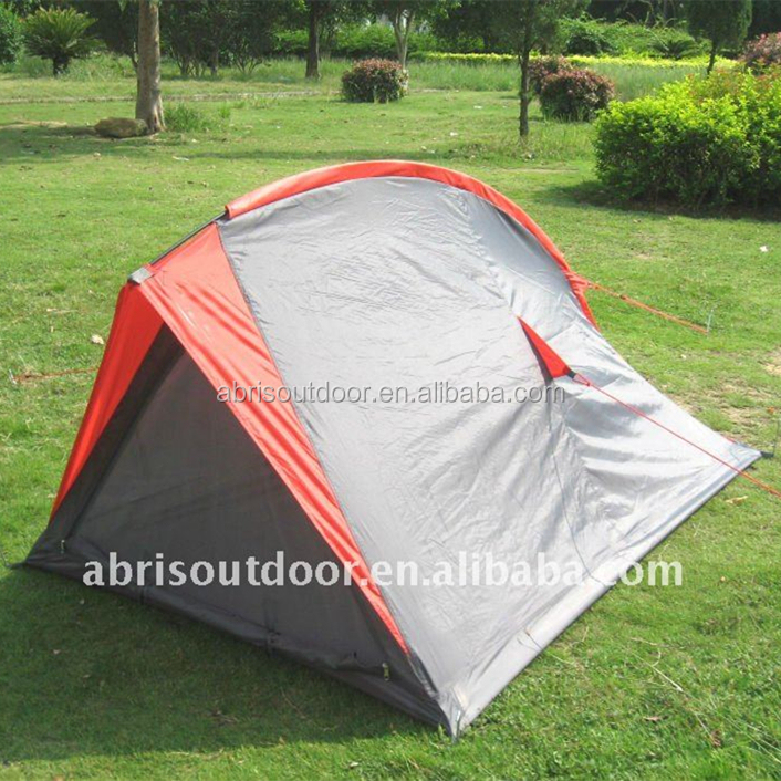 1-2 Man Aluminum pole camping tent ultra light hiking tent trail peak