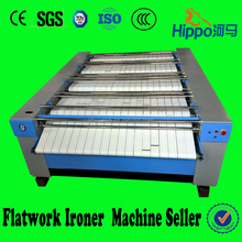 Hippo industrial flatwork ironer mangle for sale with good price