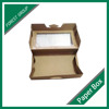 new design food grade paper sushi box with pvc plastic window in China