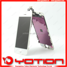 for iphone 5 blue mirror lcd