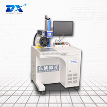 Dongxu integrated 20W fiber laser marking machine for metal marking