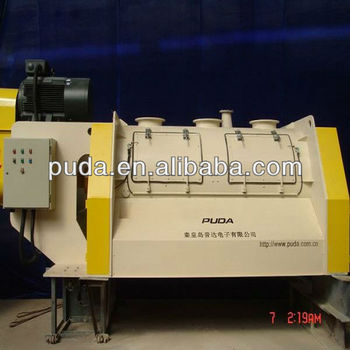 automatic mixing machine for plaster