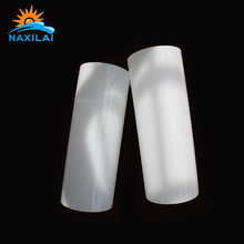 colorful transparent polycarbonate tube for machine enclosure