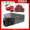Low electric fruit dryer equipment/hot air circualting dehydrated fruit machine