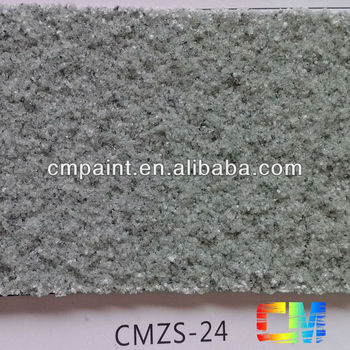 CMZS-24 Acrylic resin waterproof natural stone exterior wall coating