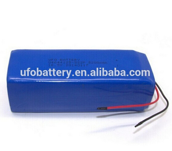 Solar street light lithium ion battery 12.8v 4Ah