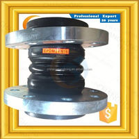 DN25-DN3000 high quantity/good sales epdn double ball flexible rubber joint