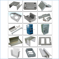 Sheet Metal Fabrication Products CNC Processing