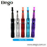 Kamry X6 Kit with Various Colors and Huge Vapor in Stock Wholesale
