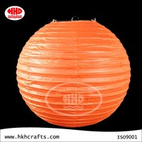 round solid color hanging Paper lantern wholesale, paper lamp wholesale, paper lamp shade wholesale