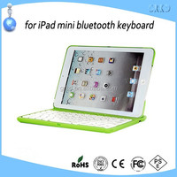 Cover Case with Swivel Rotary Stand Bluetooth Wireless Keyboard for iPad Mini US