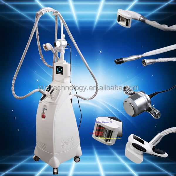 cavitation cryo real velashape slimming machine Bipolar RF Ultrasonic Liposuction Cavitation Vacuum Slimming Machine