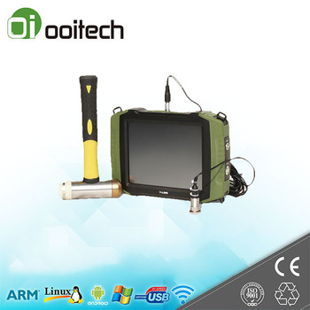Hot selling digital ultrasonic detector pile plate load detector