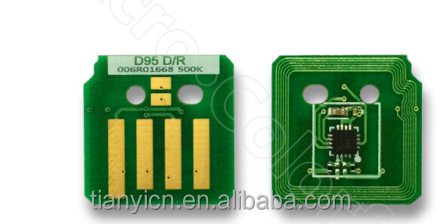 for xerox D95 drum cartridge chip
