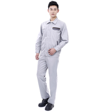 Wholesale Polyester Cotton men acid resistant used european work clothes