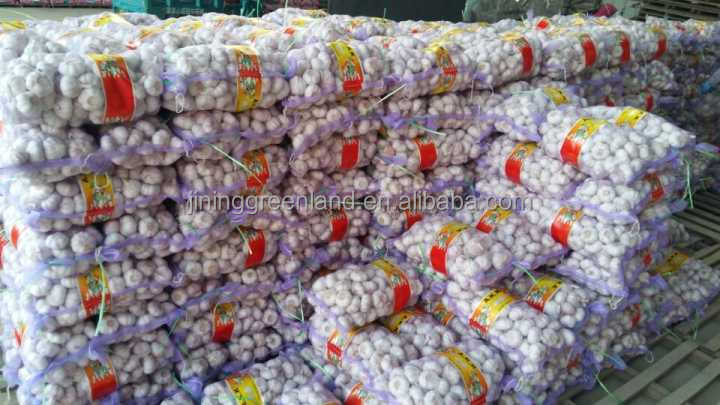 Organic Cultivation Type and Liliaceous Vegetabless Product Type Chinese White Garlic