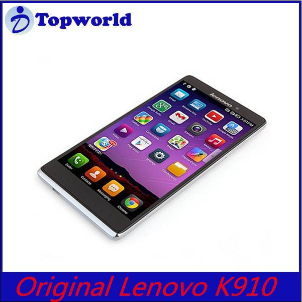 NEW!!! 5.5 inch FHD IPS capacitive touch screen quad core Lenovo K910 android phone