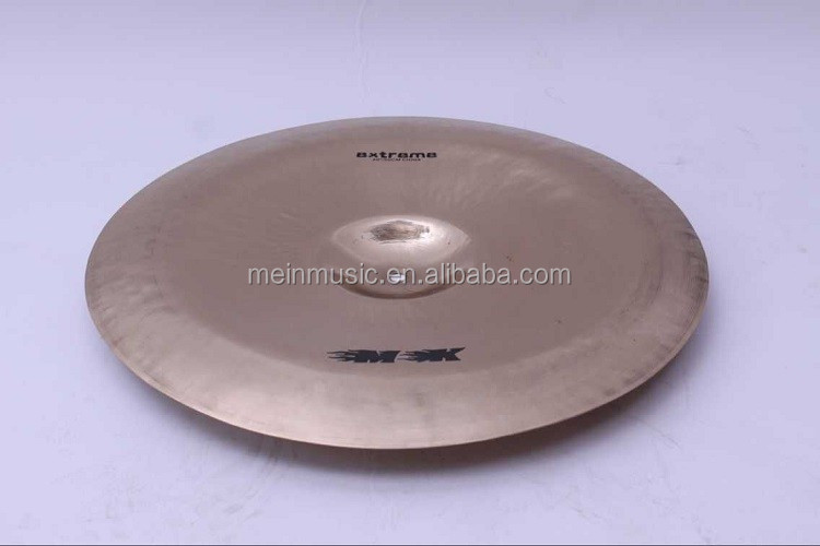 "Music instrument for sale 18"" china cymbal good for drum kits"