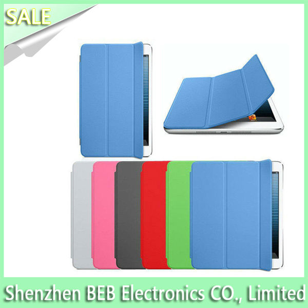 In stock smart cover for ipad mini case has fast delivery