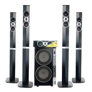 Hi-fi system dvd home theater 1000 w