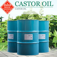 Best castor oil with competitive price from China by manufactuer for export
