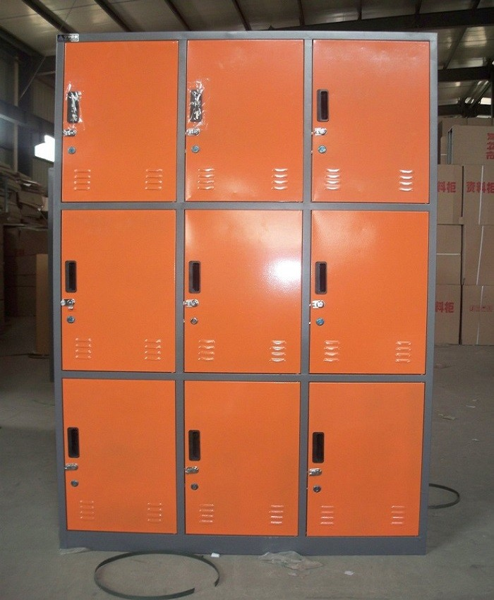 Alibaba retail 9 door used sports lockers for sale