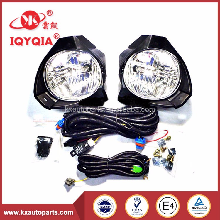 factory manufacturing fog lamp car led lighting for HILUX VIGO 2008-2011