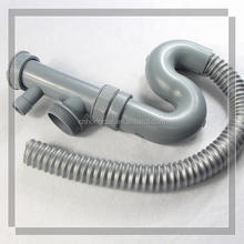 flexible sink drain hose/kitchen sink drain parts