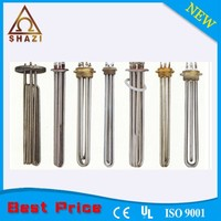 flanged electric heating element for Preheating All Grades of Oil