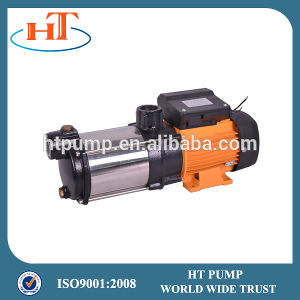 Self-primming Horizontal Multistage italian water pumps
