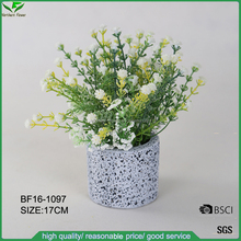 mini artificial bonsai plants, wholesale artificial flowers