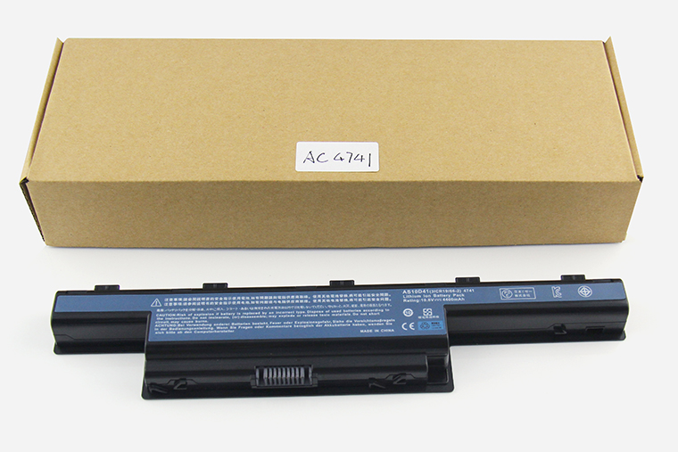 6 Cells Genuine Laptop Battery battery for Acer 4741G
