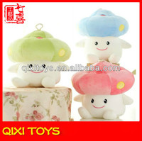 Cute Soft stuffed mushroom plush toy