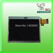 for NDS Lite bottom LCD screen,repair parts,game accessories