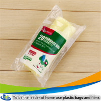 Small wholesale products disposable car trash bag biodegradable garbage bag