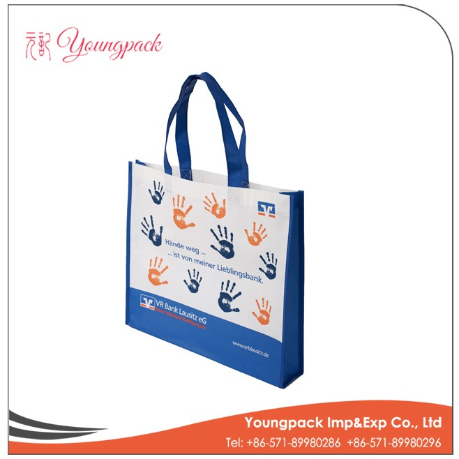 2017 most popular promotion non woven bag shopping