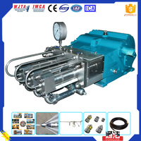 Marine Derust Machine High Pressure Cleaning Machine for sewer cleaning and chemical cleaning hot sell to Southeast Asia