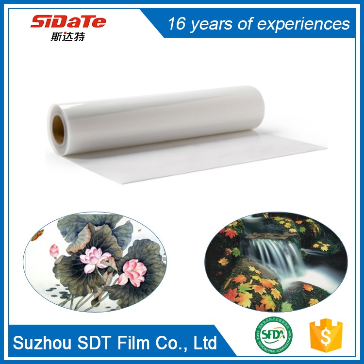 High quality Ink Jet film for screen printing/PET Water-proof Ink Jet film