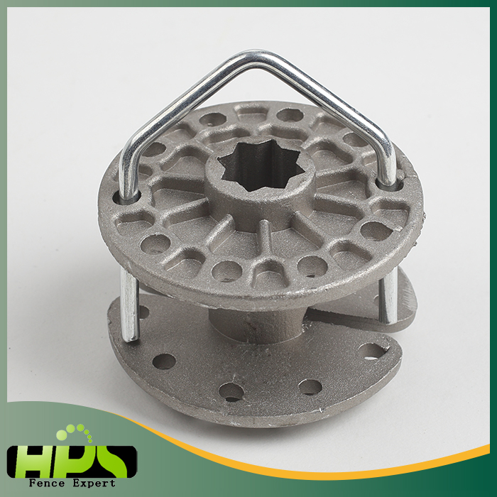 Australia hot sales electric fence galvanised aluminium casted fence wire strainer for wires or ropes