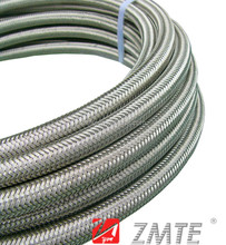 Wire Braided Teflon Hose