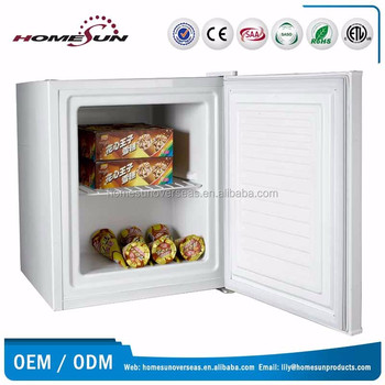 mini freezer, ice cream refrigerator, compressor freezer