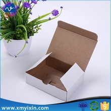 Largest packaging manufacturer white e flute corrugated box