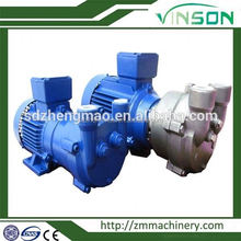 WS25-80 series pump are direct driving by leather belt