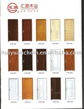 HDF/PVC/SOLID WOOD DOOR