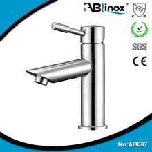 ABL Stainless Steel Basin Faucet Hot and Cold water China Faucet Factory