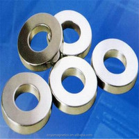 Industrial Magnet Application and Permanent Type Axial Magnetization Ring Magnet