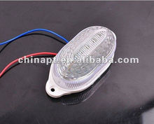 Factory price 24v led marker angel eyes for Trailers Trucks and boats
