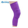 honeycomb knee support basketball volleyball knee pads knee compression sleeve